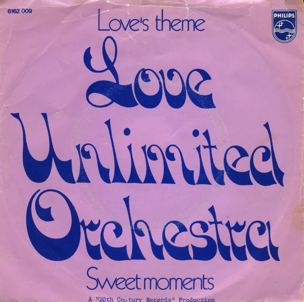 love unlimited orchestra s love s theme a brief appraisal